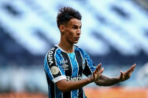 Grêmio evita derrota para o Palmeiras e empata o sétimo jogo na competição