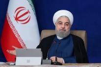 Rouhani rejeita tentativanorte-americana de restabelecer sanções