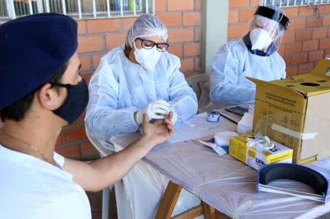 Esteio inicia protocolo sanitário para a abertura da Expointer