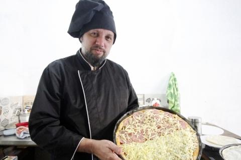 Uma por mês: empreendedor cria assinatura de pizza em Porto Alegre
