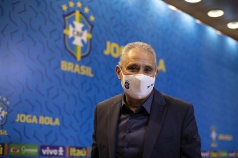 Conmebol anuncia horários dos jogos da seleção brasileira