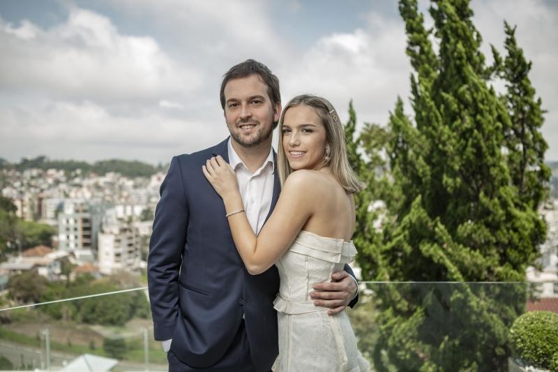 Martina Ritter e Marcelo Johannpeter Smith vão residir em Boston