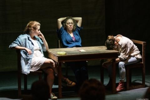 Palco Virtual encerra mês com dramaturgias negras e adaptações teatrais