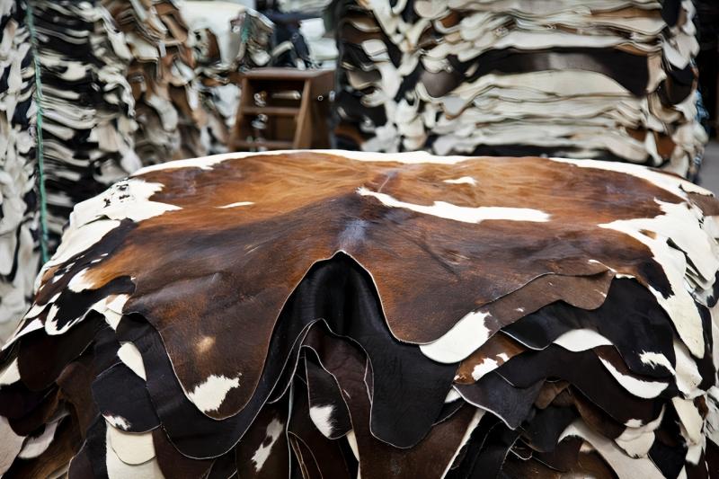 RS detém 31% das indústrias que fazem o curtimento do couro