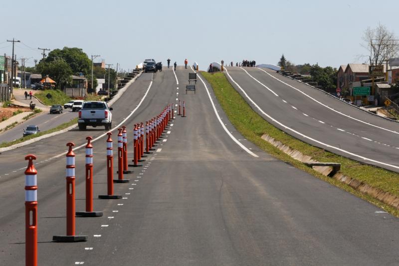 Viaduto inaugurado ontem recebeu R$ 10 milhões em investimento