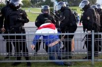 Ditadura detém 1.000 manifestantes em um único dia na Bielorrússia