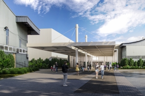Projeto de centro de eventos é apresentado em Santa Cruz do Sul