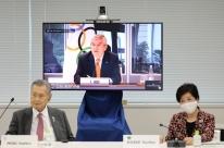 Bach diz que COI e organizadores de Tóquio 2020 estudam vários cenários para o evento