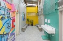 Postão da Cruzeiro e HPS ganham espaços montados pelo Arquitetos Voluntários
