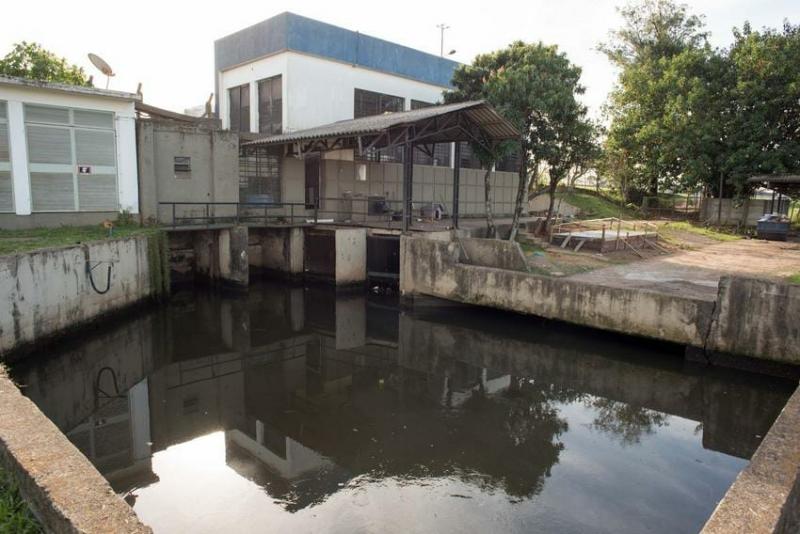 Obra na área de drenagem de Porto Alegre vai abranger a vila Farrapos e casa de bombas nº5
