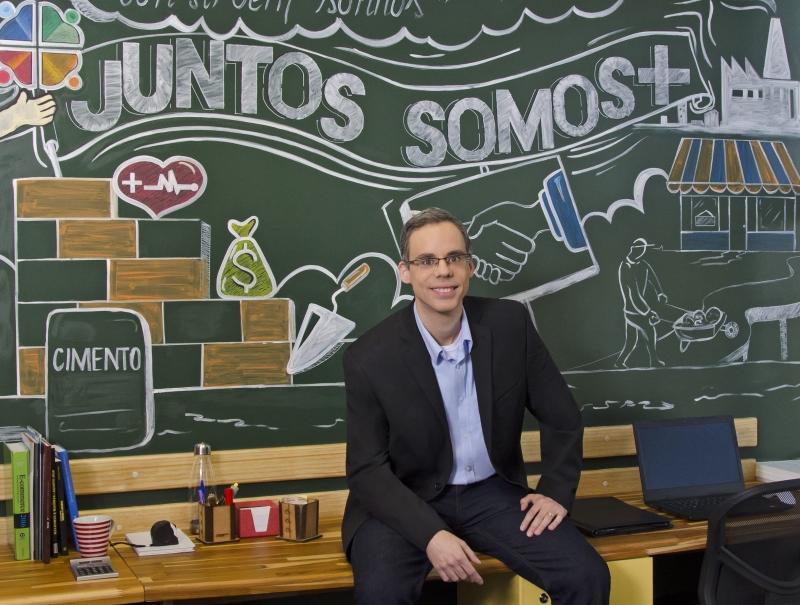 Serrano comenta que startup aproxima o ecossistema do consumidor que constrói ou reforma