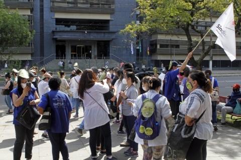 MPT-RS se manifesta após pressão de trabalhadores sobre extinção do Imesf