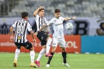 Em show de Keno, Grêmio perde de 3 a 1 para o Atlético-MG