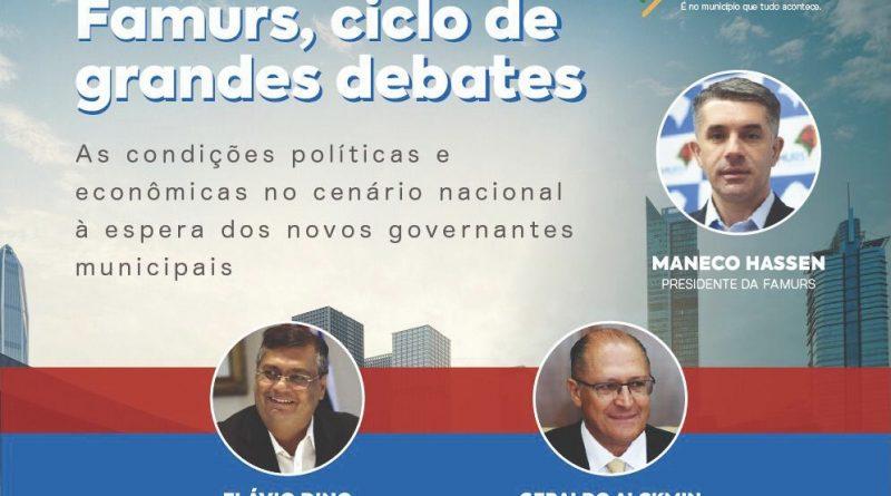 Painel de discussões acontece nesta segunda-feira (28)