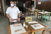 Restaurante na Expointer reforça operações de ecônomo em clubes de Porto Alegre