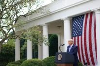 Trump diz que não vai participar de debate virtual, previsto para 15 de outubro