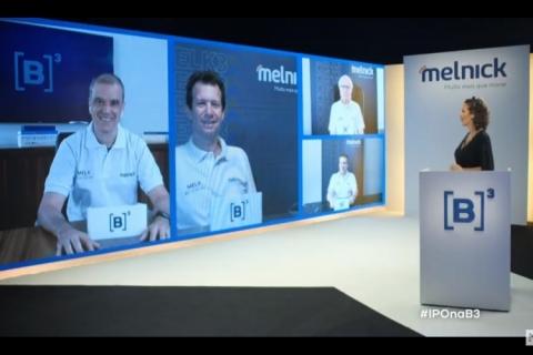 Incorporadora Melnick abre IPO na B3