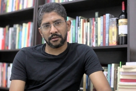 Jeferson Tenório é o novo patrono da Feira do Livro de Porto Alegre