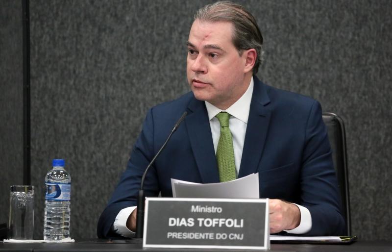 Proposta foi elaborada pelo ministro relator, Dias Toffoli
