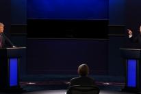 'Você vai calar a boca', diz Biden em primeiro debate com Trump