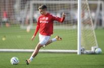 Inter: Saravia está fora do restante da temporada