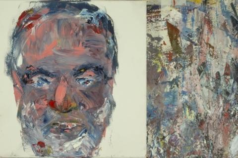 Pintor Gelson Radaelli inaugura mostra de quadros produzidos na pandemia