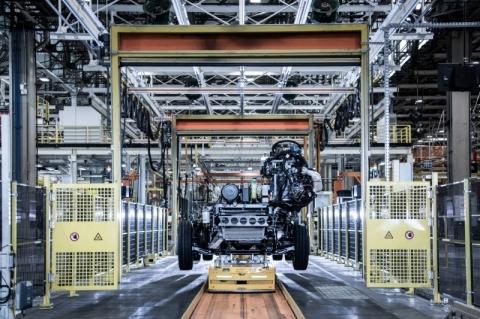 Mercedes-Benz inaugura primeira fábrica 4.0 de chassis de ônibus do Brasil