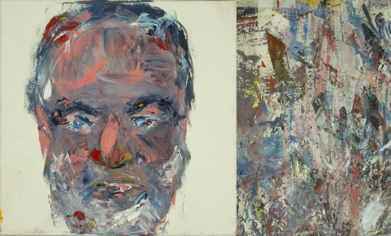 Exposição 'No espelho não sou eu' fica em cartaz na Bolsa de Arte até 14 de novembro