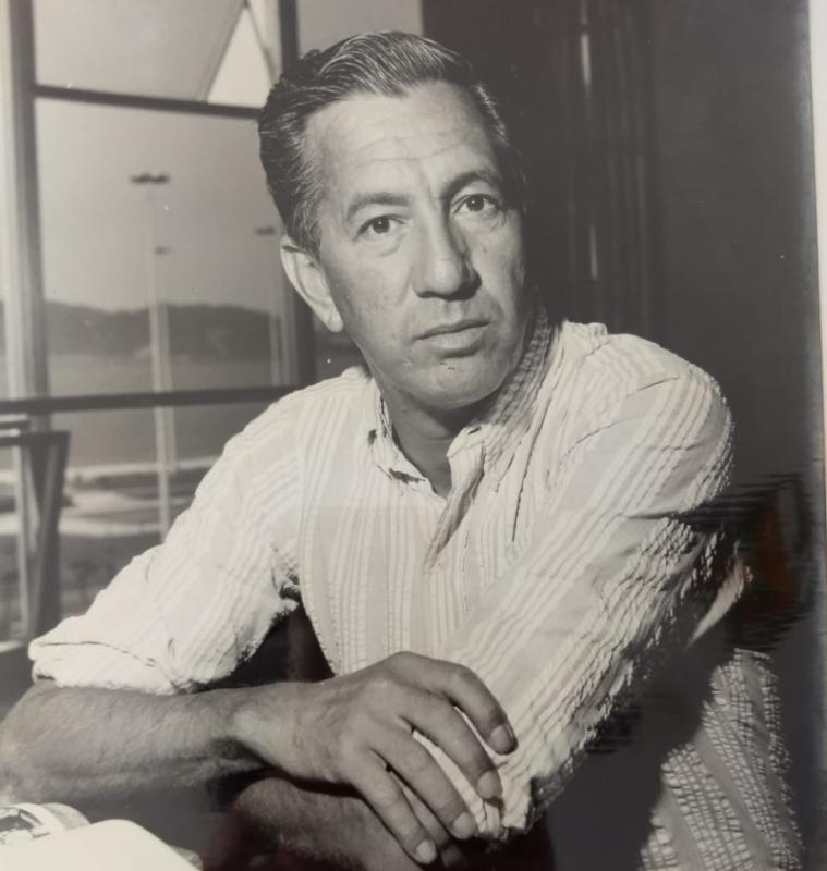 Adolpho Bloch convidou o gaúcho de Cruz Alta para dirigir a revista em 1959 no Rio de Janeiro