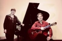 Olinda Allesandrini e Daniel Wolff tocam juntos em recital da Casa da Música