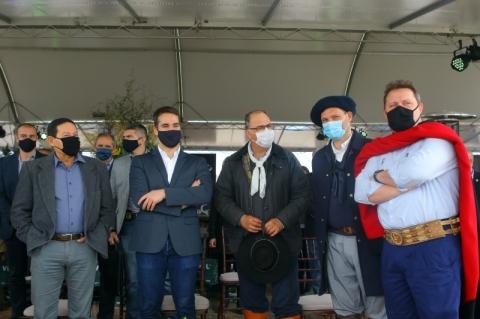 Pecuaristas pedem a Mourão política nacional contra o abigeato
