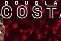 Bayern de Munique acerta retorno de Douglas Costa