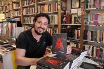 Com seu livro de estreia, Ismael Sebben reflete sobre a responsabilidade da escrita