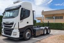 Iveco faz maior venda de caminhões a gás natural da América do Sul