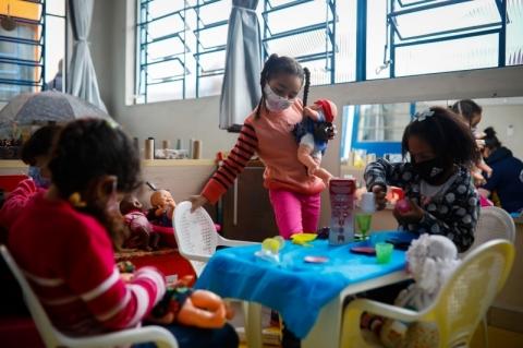 Adesão nas escolas públicas de Educação Infantil de Porto Alegre sobe 19% nesta terça-feira