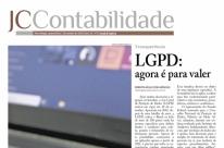 LGPD: agora é para valer