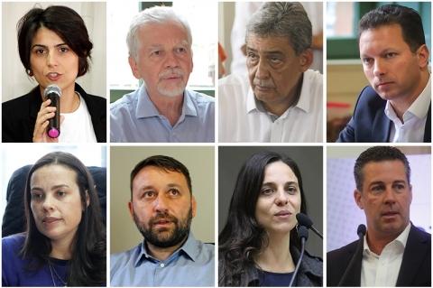 Pesquisas sobre disputa à prefeitura de Porto Alegre apontam Manuela em 1º e Fortunati em 2º