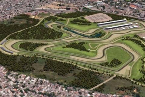 Petição pede para autódromo do Rio de Janeiro não ser construído