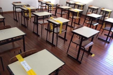 Oito em cada dez municípios não veem condições para retomar aulas presenciais