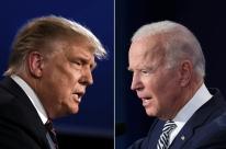 Biden: Trump 'deu as costas' a americanos ao suspender negociação de pacote