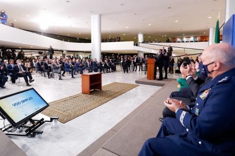 Governo lança 'Voo Simples' para tentar desburocratizar setor de aviação