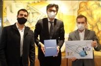 Japão tem novo cônsul em Porto Alegre