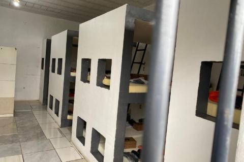 Centro de triagem para detentos é criado em presídio de Lajeado
