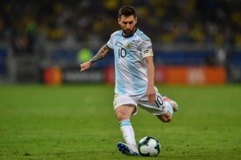 Messi inicia novo ciclo em busca de glória com a Argentina
