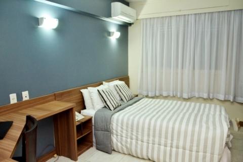 Pesquisa revela que 95% dos hotéis de Porto Alegre já voltaram a receber hóspedes