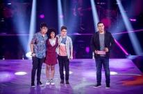 Domingo é dia de final no The Voice Kids na Rede Globo