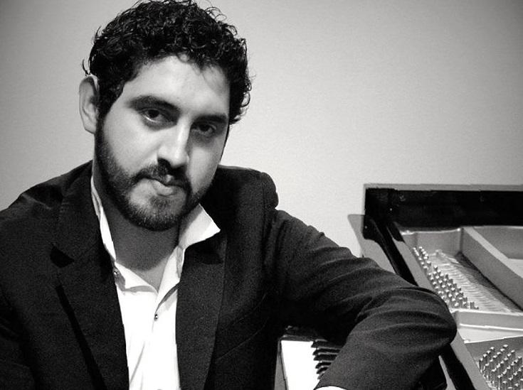Pianista chileno Ricardo Bahamondez Torres faz apresentação virtual neste domingo (11)