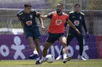 Seleção brasileira encerra preparação e Thiago Silva será capitão contra o Peru