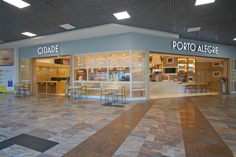 Selo VOU - Praça Porto Alegre quer destacar mix de lojas, serviços e restaurantes do espaço