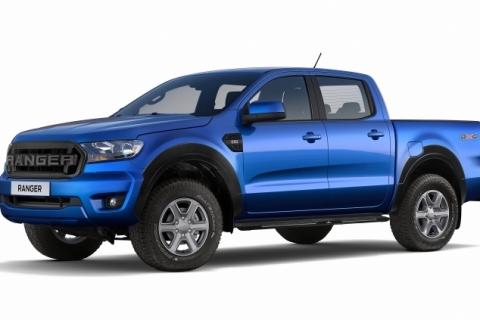 Ford lança kit de acessórios off road para a Ranger